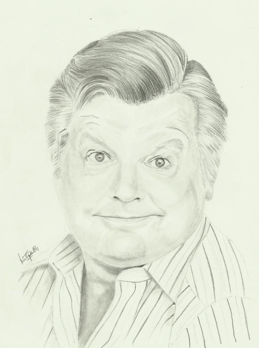 Benny Hill by JumpingJack